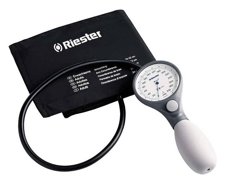 Tensiometru mecanic RIESTER Ri-san® cu stetoscop inclus