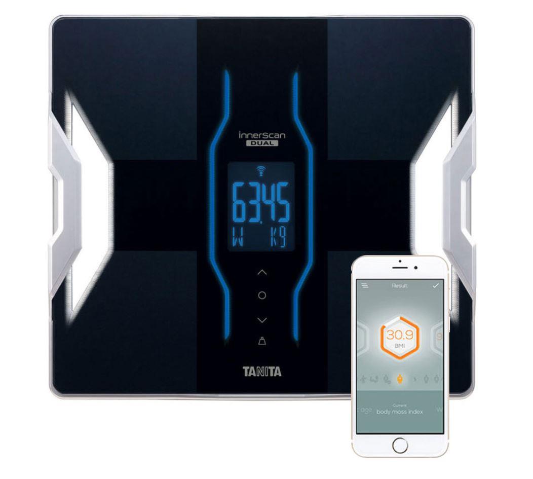 Body Fat Monitor cu transmisie bluetooth TANITA RD953