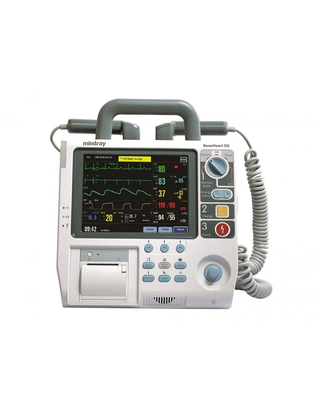 Defibrilator / Monitor Mindray Beneheart D6