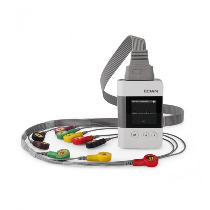 Holter ECG Edan SE-2012 cu soft inclus