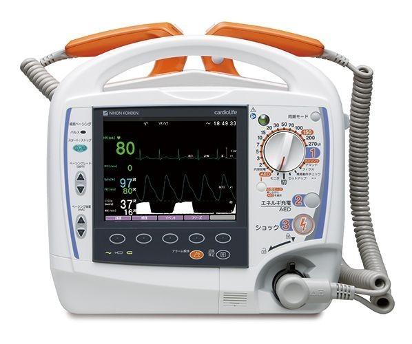 Defibrilator Nihon Kohden Cardiolife TEC 5631k
