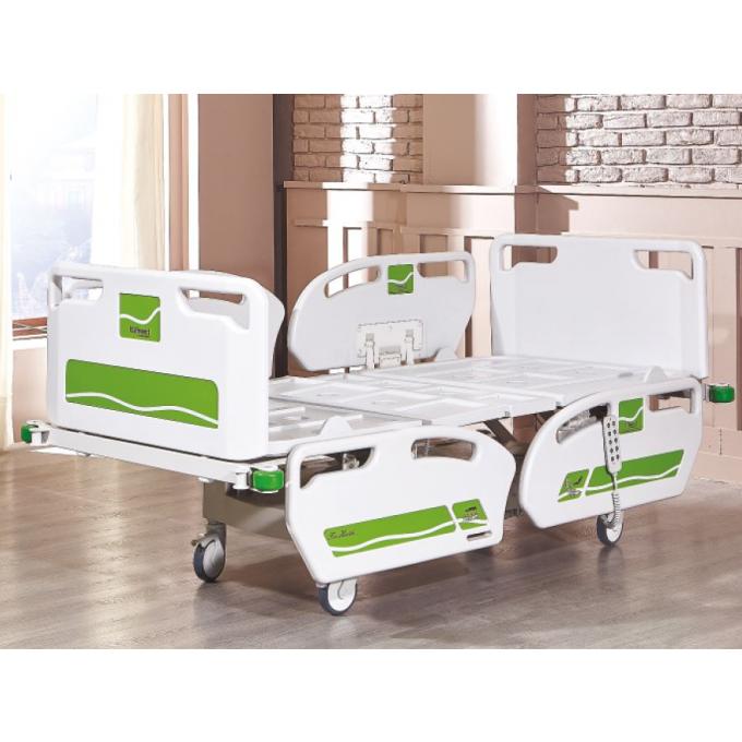 Pat spital electric cu 3 motoare TM 4055