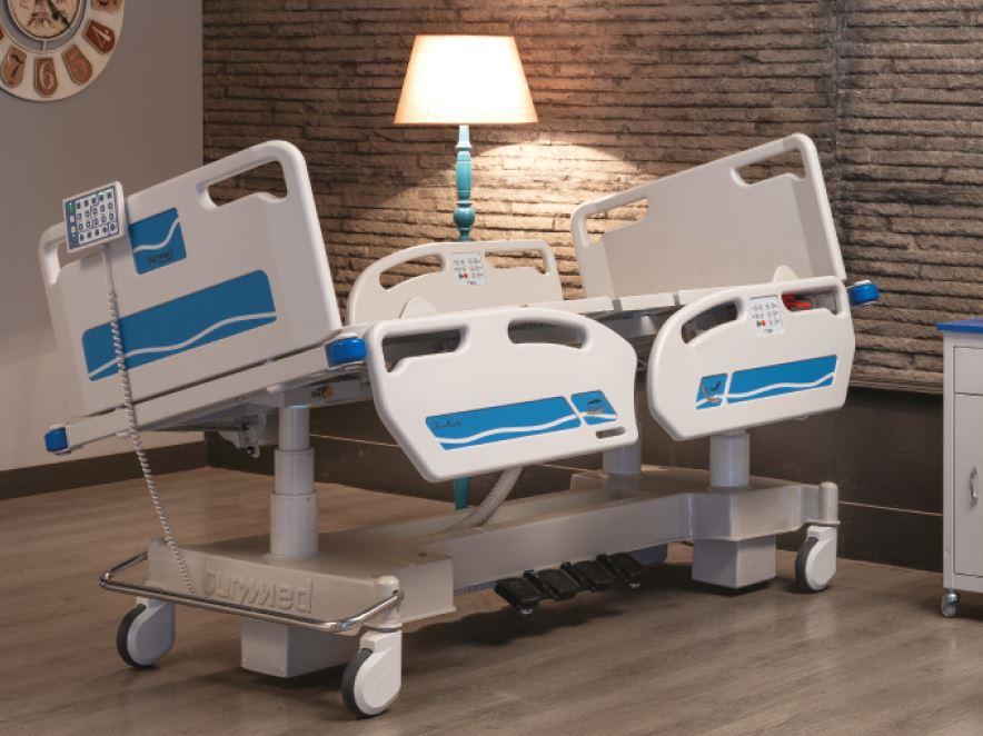 Pat spital electric cu 5 motoare TM 4080