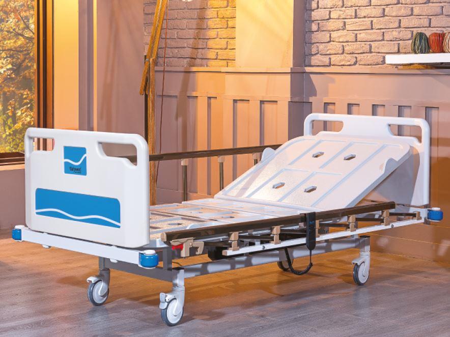 Pat spital electric cu 2 motoare TM 4060