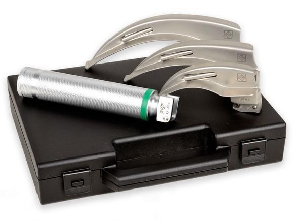 Set laringoscop MC-INTOSH cu fibra optica