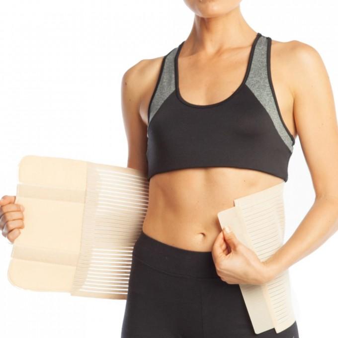 Orteza abdominala post-operatorie