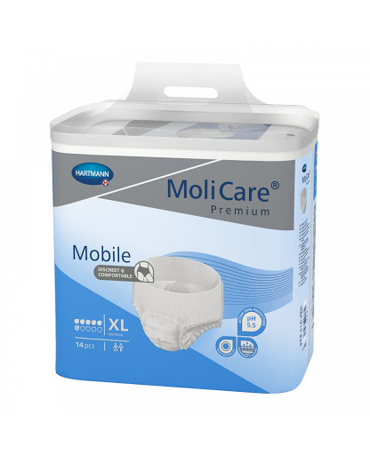 Chilot pentru incontinenta MoliCare Premium Mobile 6 picaturi