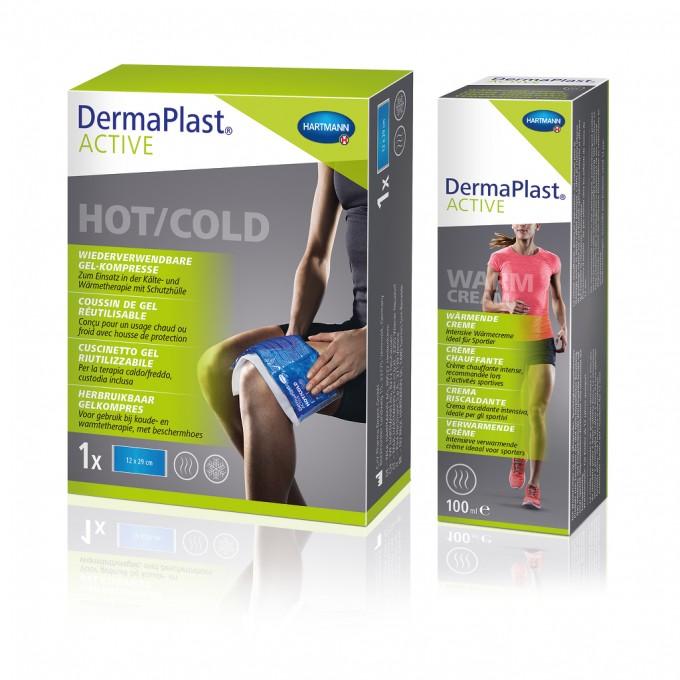 DermaPlast ACTIVE Hot/Cold cu efect de incalzire