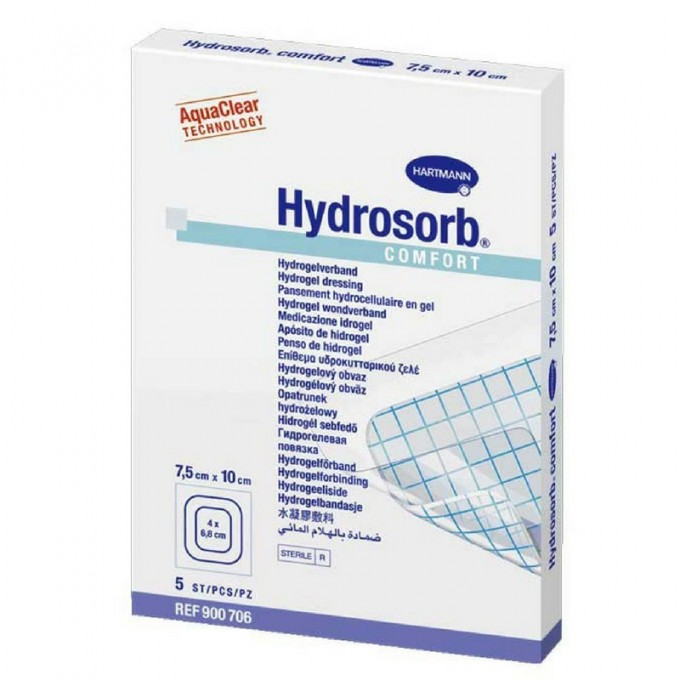 Pansament hidroactiv Hydrosorb