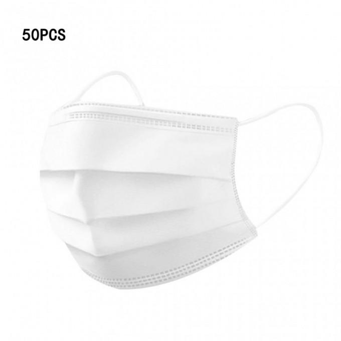 Masca protectie respiratorie cu 3 straturi