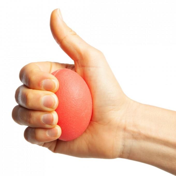Minge de silicon pentru terapia mainii