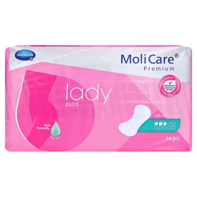Tampoane incontinenta urinara MoliCare Premium Lady Pad