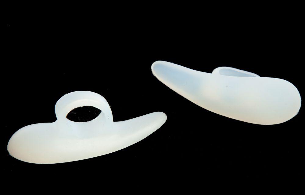 Suport silicon pentru degetele in ciocan
