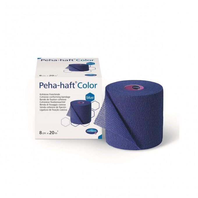 Fasa elastica Peha-haft Color - Albastru