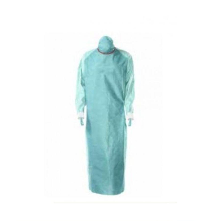 Halate chirurgicale Foliodress Comfort model B cu masca atasata