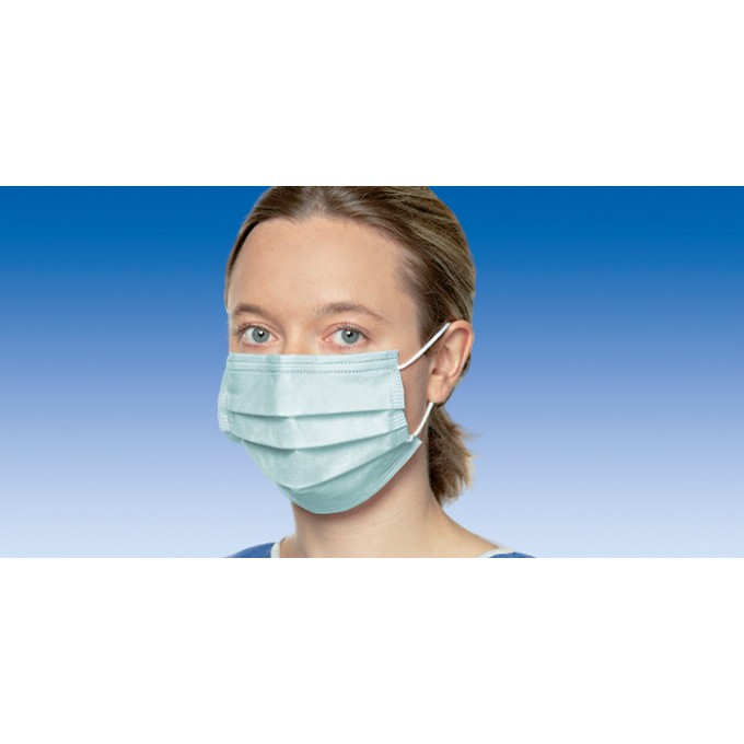 Masti de protectie Foliodress Mask Comfort Loop albastre