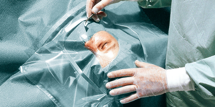 Seturi chirurgicale oftalmologie Foliodrape Protect