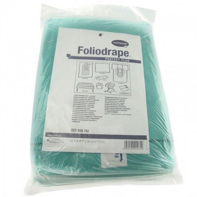 Seturi ranforsate chirurgie cardiovasculara Foliodrape Protect Plus