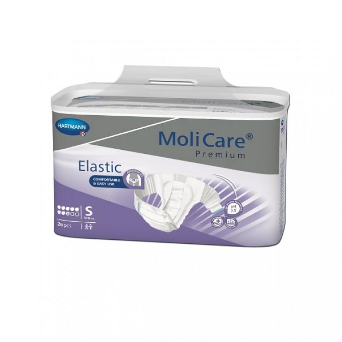 Scutece incontinenta moderata MoliCare Premium Elastic 8 picaturi