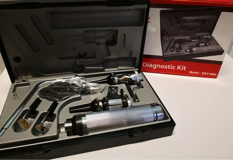 Kit diagnostic ENT Armo Line