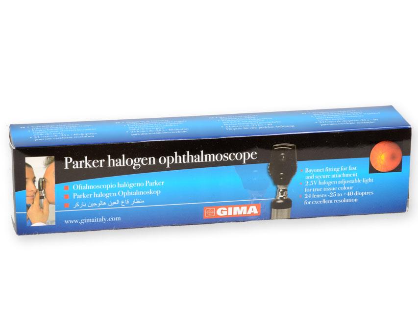 Oftalmoscop Gima Parker