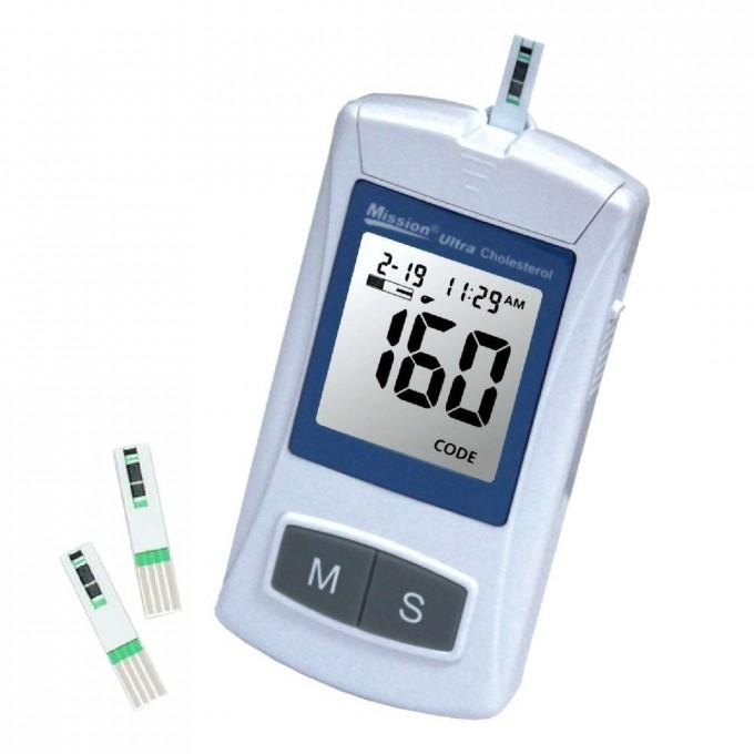 Aparat de masurat colesterol Acon Mission Ultra