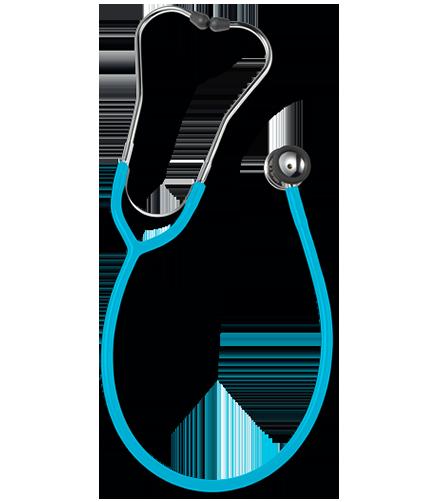 Stetoscop pediatric Erkaphone Duo Child