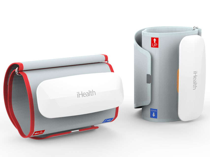 Sistem de monitorizare cardiovasculara (indice glezna-brat) iHealth CardioLab