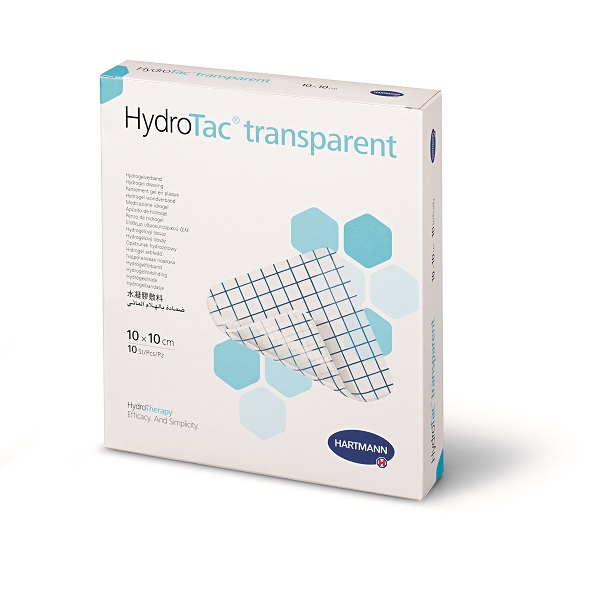 Pansament hidroactiv Hydrotac Transparent