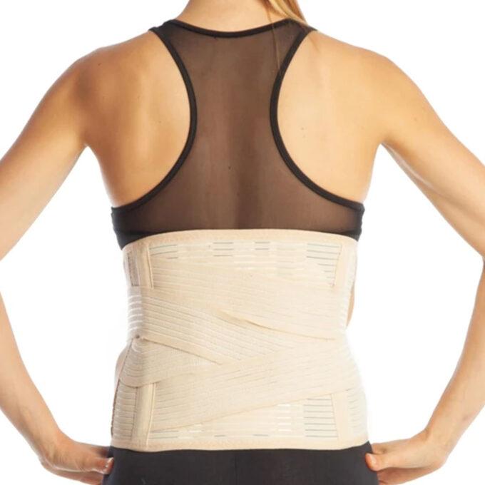 Orteza abdominala cu intarituri